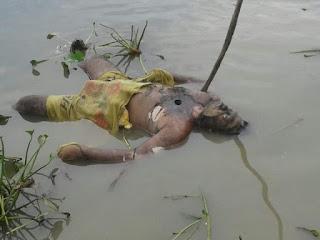 শার্শায় ইছামতি নদী থেকে এক যুবকের লাশ উদ্ধার করেছে  পুলিশ