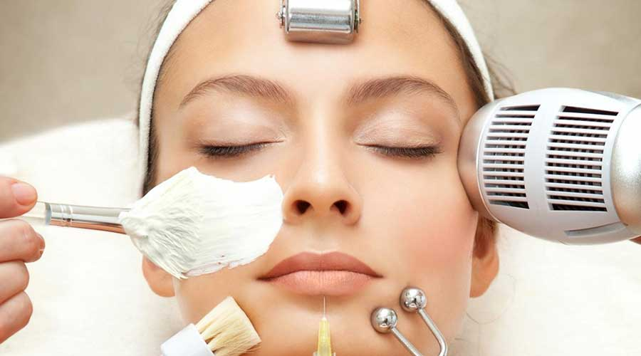 signs symptoms premature skin aging facial how to cure dermatologists medical cosmetic treatments