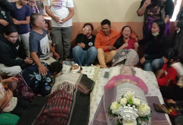 Ditabrak Angkot Saat Pulang 'Tonggo Raja', Situmorang dan Istri Tewas di Sidikalang
