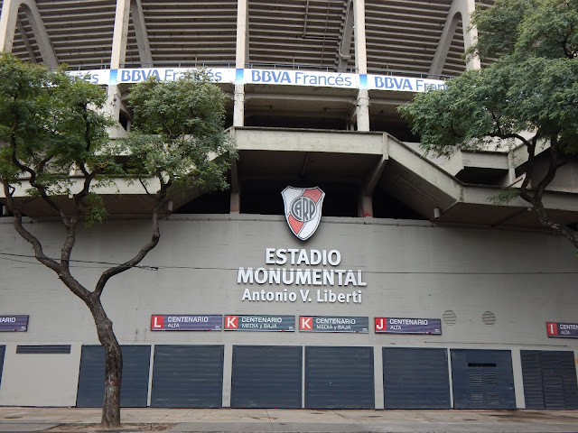 Entrada Tour pelo Estádio do River Plate - Monumental de Núñez