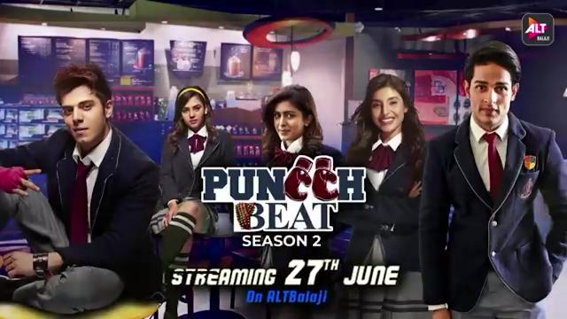 Watch Online Puncch Beat Season 2 Full Episode Alt Balaji