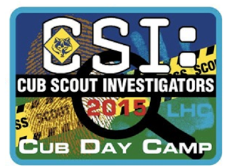 Cub Scout Pack 3763, Newbury Park, CA: Cub Scout Day Camp