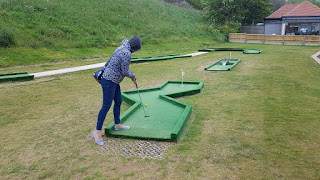 North Bay Mini Golf in Scarborough