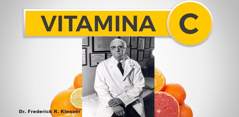 Os notáveis  poder de cura  da vitamina C nos últimos 70 anos