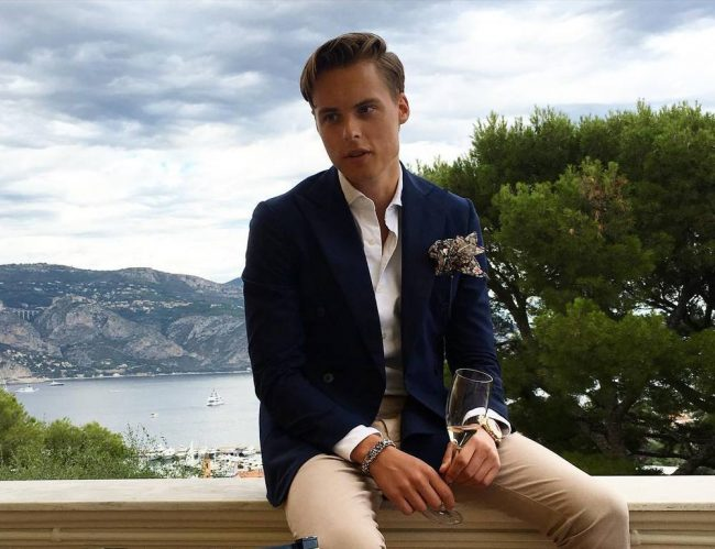 Gustav Magnar Witzøe: Net worth: $3 Billion, age: 24