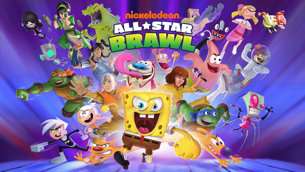 Nickelodeon All-Star Brawl Is Out Now on All Major Gaming Consoles & PC