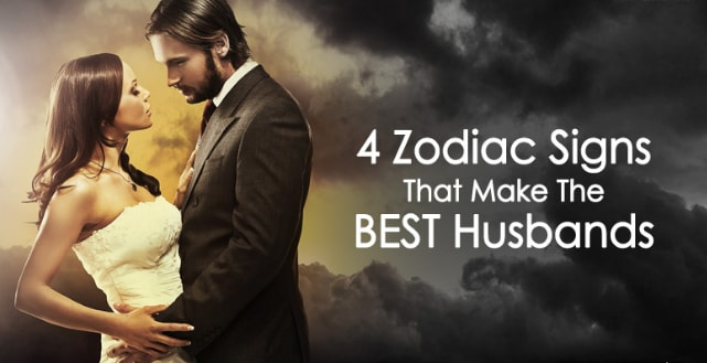 Zodiac Signs That Make The Best Husbands