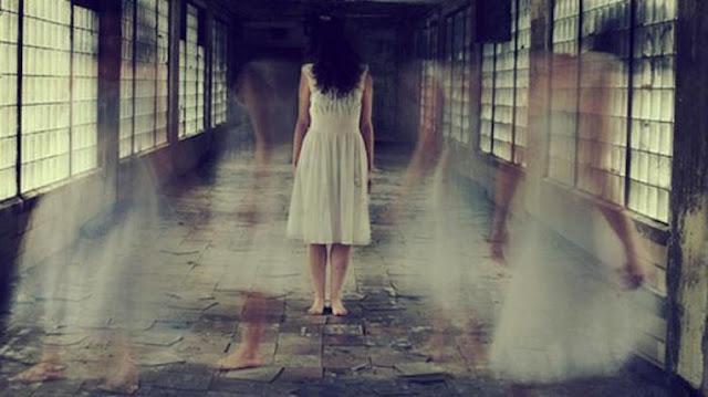 angin hantu