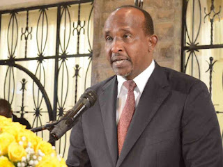 The Majority leader of National assembly Aden Duale. PHOTO | FILE