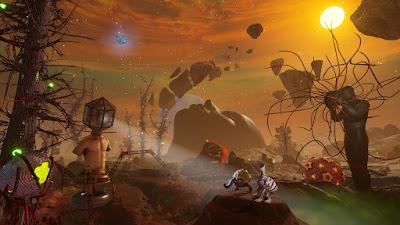 The Eternal Cylinder Game Screenshot 9