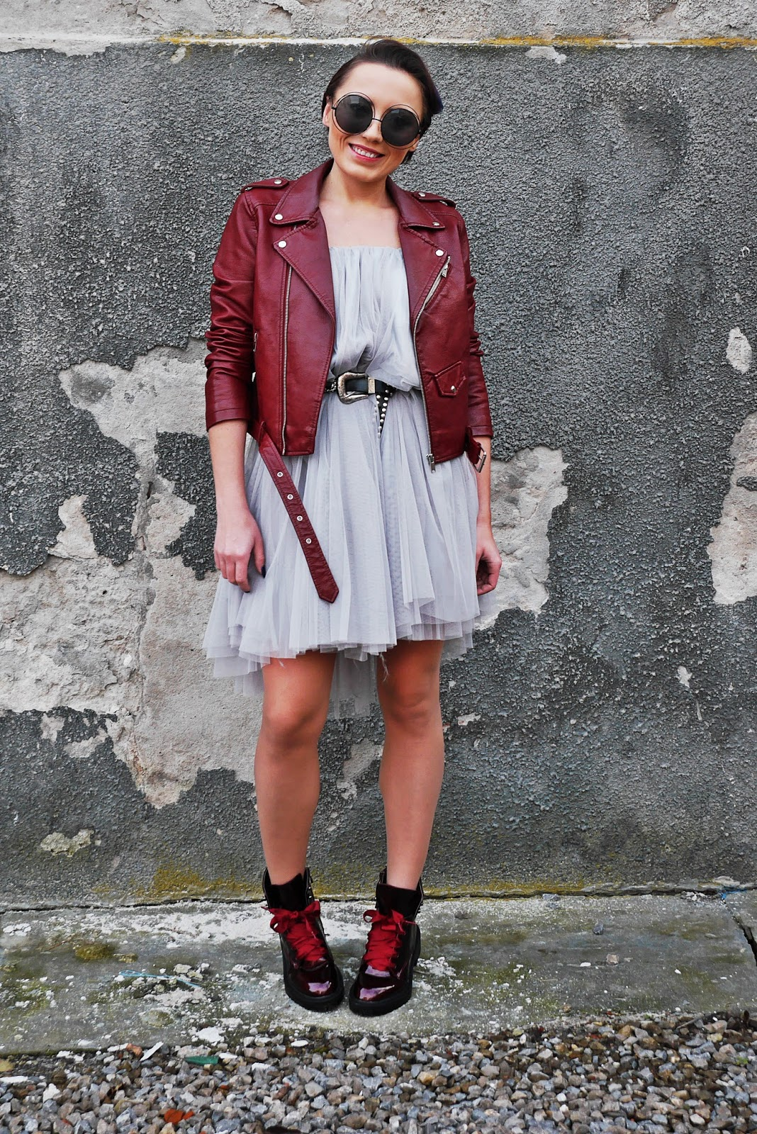 11_spodnica_tiul_buty_renee_bordowe_lakierowane_ramoneska_karyn_blog_modowy_201117