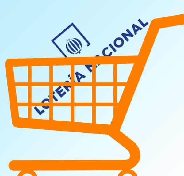 Comprar lotería nacional online