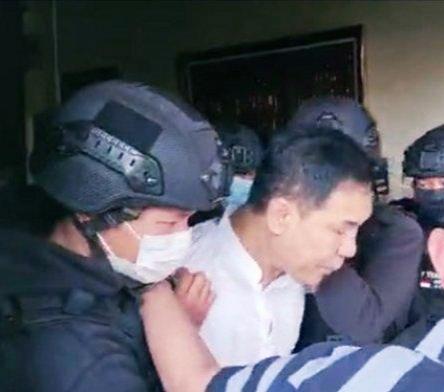 Munarman di Tangkap Polisi dengan Dugaan Tindak Terorisme