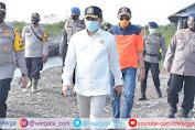 Jangan Sampai Terjadi Karhutla Lagi, Kapolda Jambi Datangi Wilayah Kumpeh Cek Kanal Air