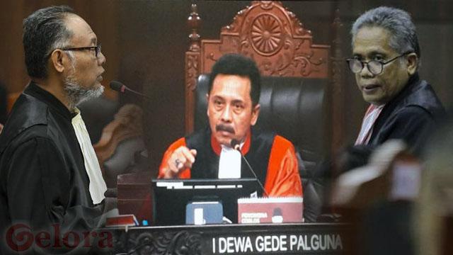 Panas! Saling Sela antara Hakim, BW dan Luhut di Sidang MK