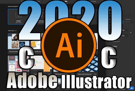 تحميل برنامج اليستريتور 2020 Adobe Illustrator CC اخر اصدار مفعل مدى الحياة