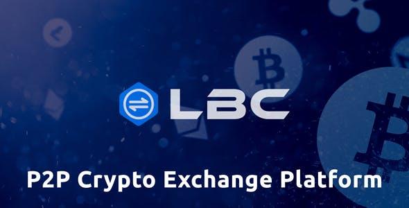 LBC v1.0 - P2P Crypto Exchange Platform