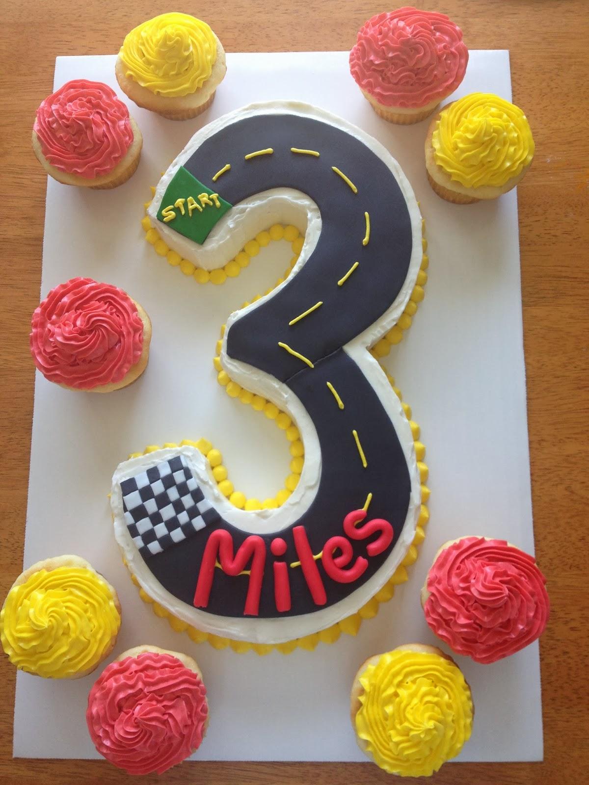 Sugar Love Cake Design Race Car Birthday Cake