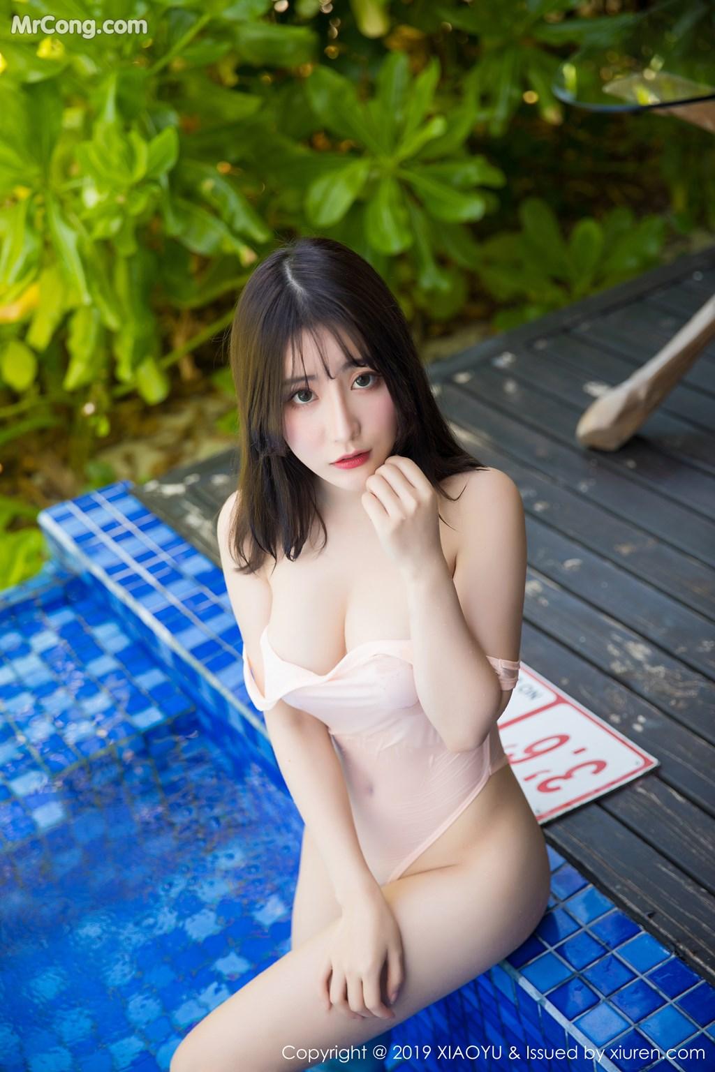 Image XiaoYu-Vol.155-Cherry-MrCong.com-041 in post XiaoYu Vol.155: 绯月樱-Cherry (67 ảnh)