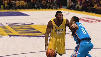 NBA 2K13 Metta World Peace Cyberface Patch