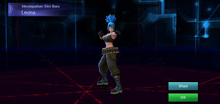 This is how you get Karina Leona's skin for free for the latest KOF event