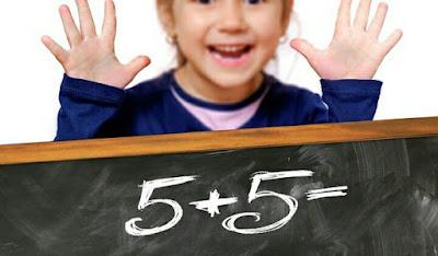 Tips anak Belajar Berhitung