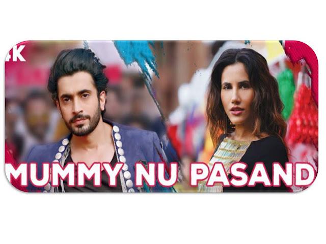 MUMMY NU PASAND Song Lyrics in Hindi | Jai Mummy Di |  Sunny Singh