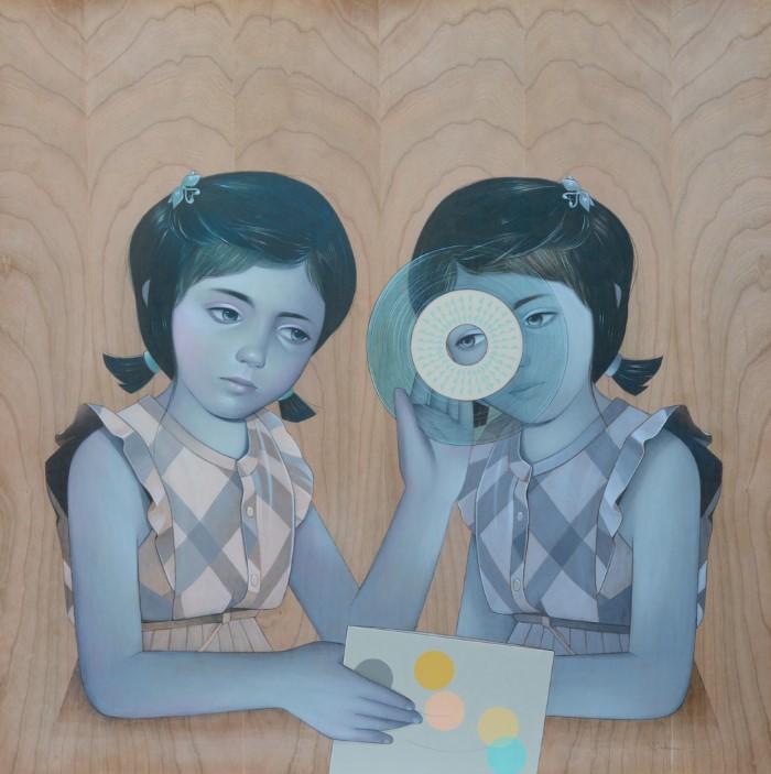 Социальный реализм. Sean Mahan