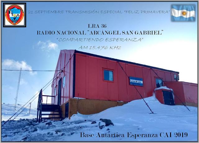 40 anos da emissora LRA36 RADIO NACIONAL ARCÁNGEL SAN GABRIEL