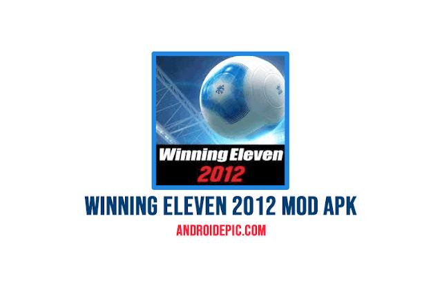 Winning eleven 2012 adalah game android mod bagi pecinta sepak bola, Konami adalah pengembang game ini.
