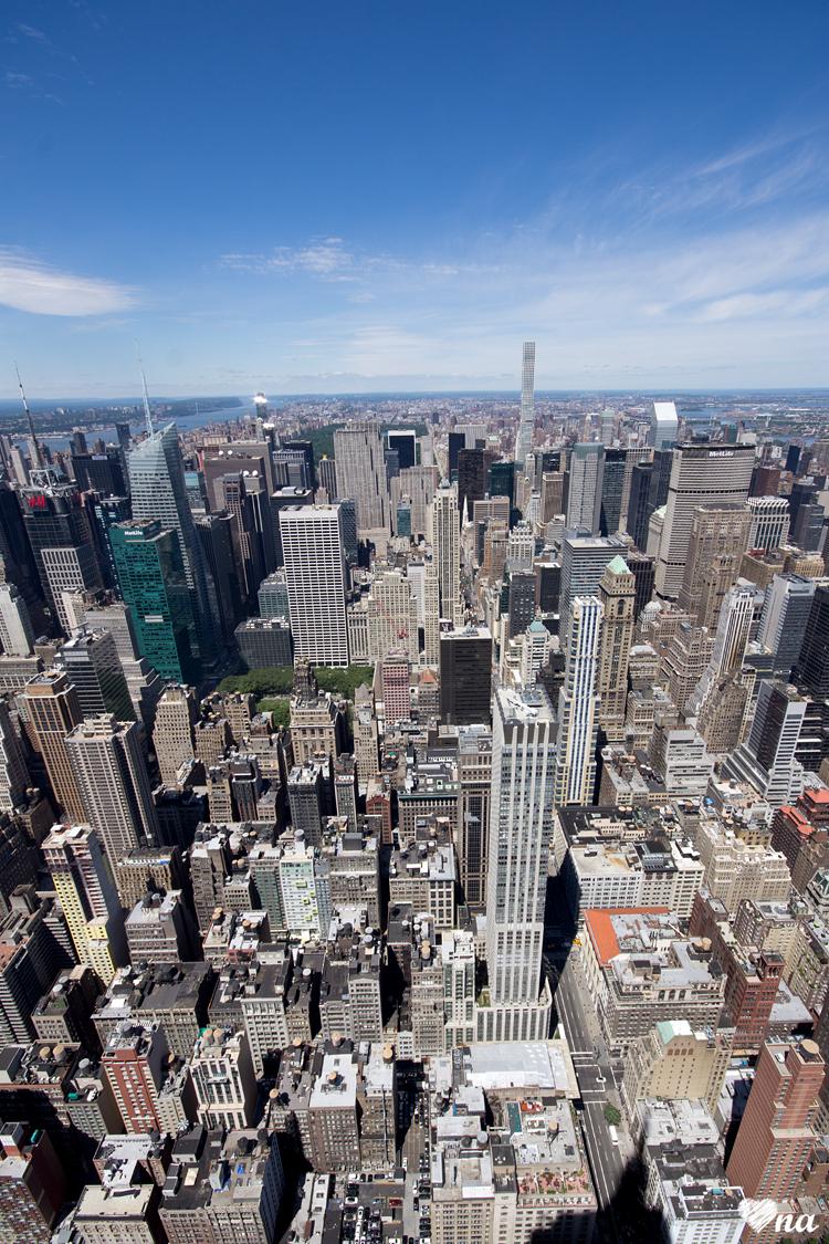 Nowy Jork widok