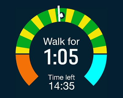 Couch to 5K app.