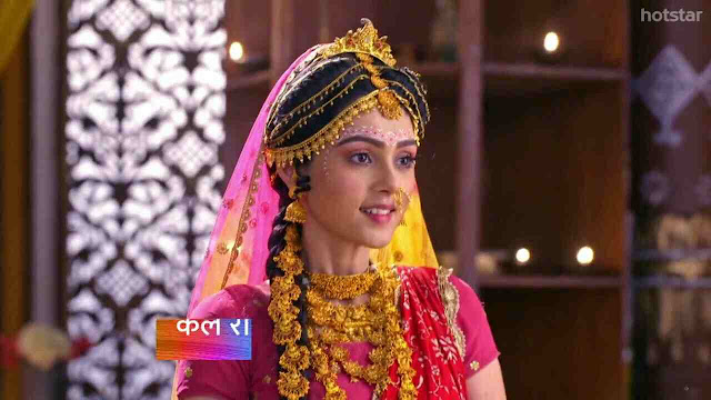 Radha Krishna Serial : 15 Jan in Hindi