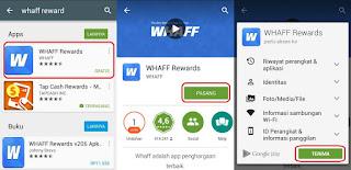 cara dapat uang gratis dari android 2015