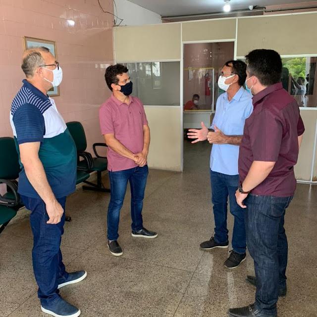 Prefeitura de Caraúbas já investiu R$ 300 para funcionamento do Hospital Regional em 2021