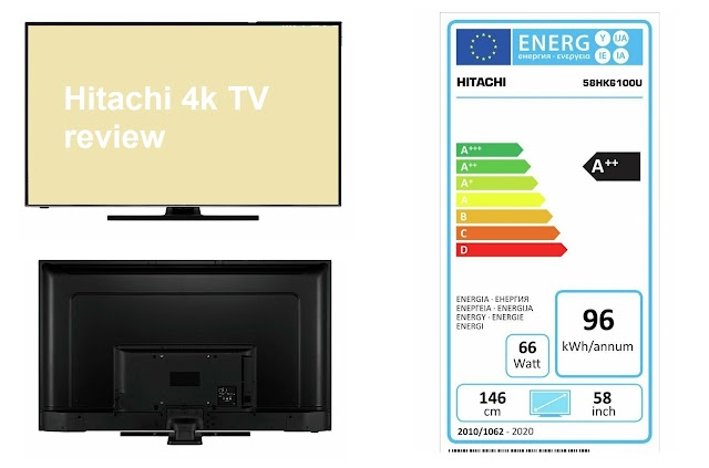 Hitachi 4k TV review