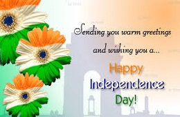 Happy Independence Day advanced wishes and images with quotes in HD: