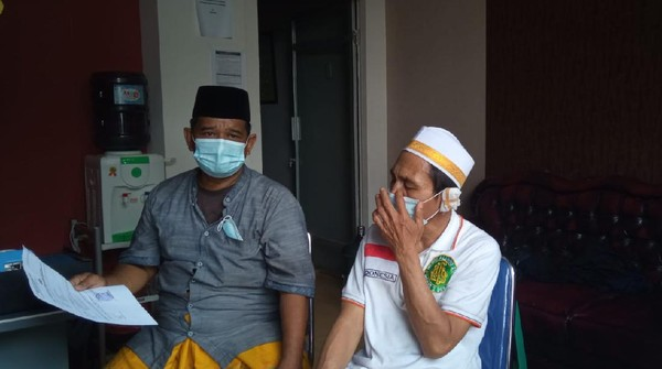 Muazin di Medan Cerita Detik-detik Kuping Disayat Jemaah hingga Nyaris Putus