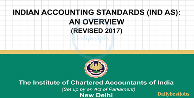 Indian Accounting Standards Revised ICAI PDF Download