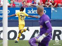 Osasuna vs Barcelona: Barca Fail to Win, Ansu Fati Makes History