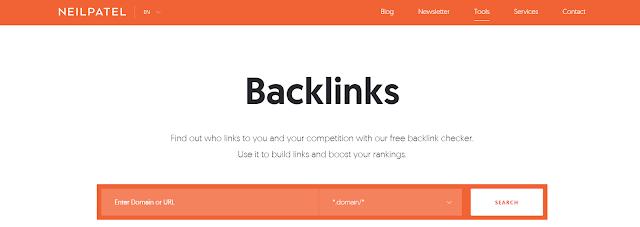 Free Backlink Checker
