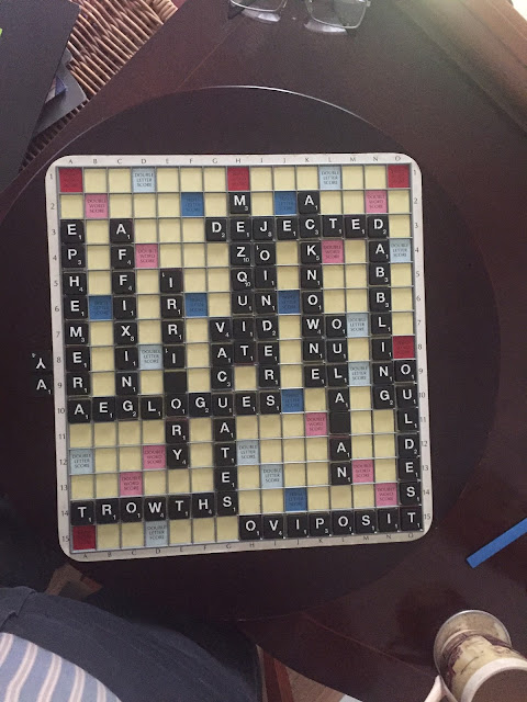 Scrabble Bingoes