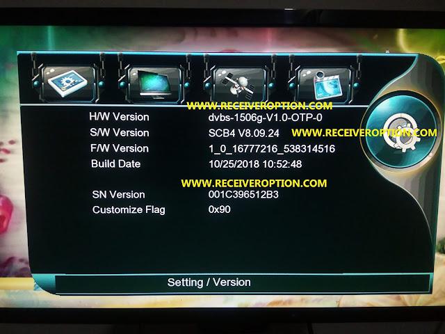 MULTI MEDIA 1506G POWERVU KEY NEW SOFTWARE BY USB