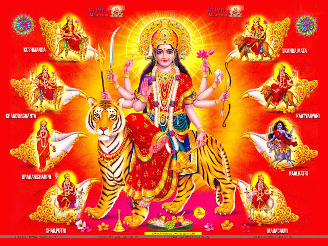 Happy Navratri Messages in Gujarati