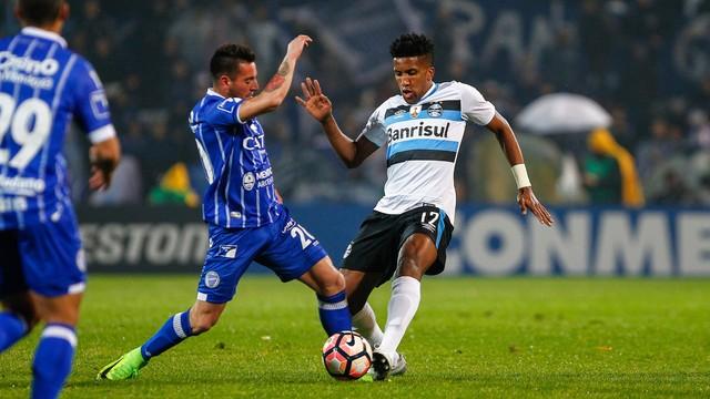 Hora del partido Grêmio y Godoy Cruz agita a la Libertadores 2017 - 09/08/2017