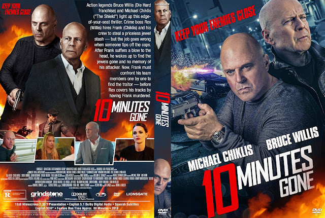 10 Minutes Gone DVD Cover