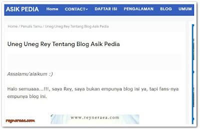 blogger indonesia yang menginspirasi asikpedia