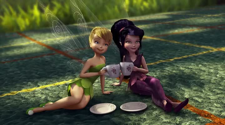 Tinker Bell and the Great Fairy Rescue (2010) Full Hindi Dubbed Movie 300MB Compressed PC Movie Free Download