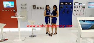 wahana agency, agency spg event jakarta, agency usher jakarta, pameran di jiexpo, epre