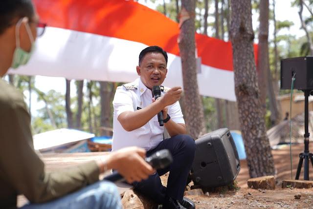 Bupati Ilham Azikin Ajak Pemuda Munculkan Inovasi